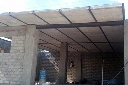 Losas prefabricadas d 39 casster 39 s techos prefabricados y - Losas de hormigon para jardines ...